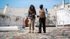 Melania Trump, on 4-nation Africa tour, giving ABC News exclusive interview
