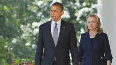 Clinton reacts to explosive devices sent to her home, Obamas