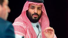 Saudi crown prince addresses journalist's murder as Trump reviews US intelligence