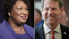 Republican's last-minute hacking investigation rocks Georgia governor's race