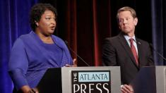 GA governor hopeful says opponent abused power with 'cooked up' hacking allegation