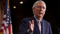 McConnell pours cold water over Mueller protection bill