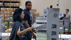 Florida law on matching ballot signatures being applied unconstitutionally: Judge