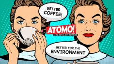 Don't be bitter: Seattle startup Atomo has created a molecular, sustainable coffee — without the bean