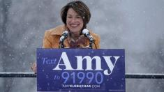 Sen. Amy Klobuchar launches 2020 presidential campaign
