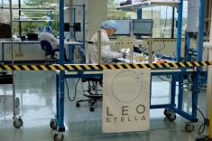 Seattle-area earth observation satellite factory LeoStella is open for business