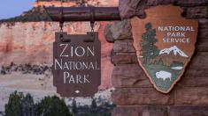 Arizona man rescued at Zion National Park after getting trapped in quicksand