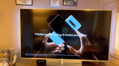Samsung's ad for the Galaxy S10 leaks
