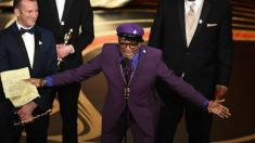 Trump slams Spike Lee calling his Oscars speech a 'racist hit'