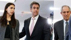 Cohen on Capitol Hill for dramatic testimony about Trump