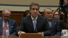 Cohen testifies he can't say Trump campaign colluded with Russians: LIVE UPDATES