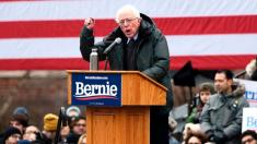 Bernie Sanders kicks off 2020 campaign with rally in his native Brooklyn