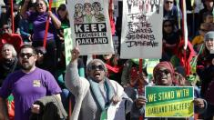 Oakland teachers' strike ends with 11 percent raise and halt on charter schools