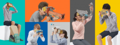 Nintendo jumps into virtual reality with latest Labo cardboard kits