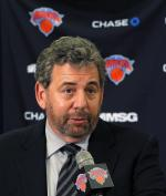 Knicks owner has fan ejected for yelling 'Sell the team'