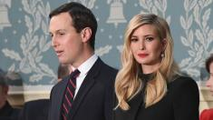 'Javanka': New book details perils of crossing White House power couple