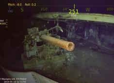 Paul Allen's Petrel research ship finds out where USS Wasp's WWII odyssey ended