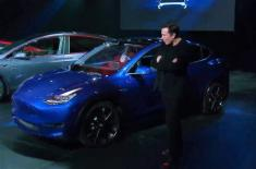 'We are bringing S3XY back': Tesla's Elon Musk introduces Model Y crossover SUV