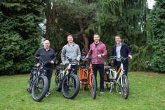 Darrell Cavens and Mark Vadon of Zulily and Blue Nile fame invest in Seattle startup Rad Power Bikes