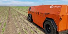 FarmWise turns to Roush to build autonomous vegetable weeders