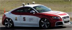 This self-driving AI faced off against a champion racer (kind of)