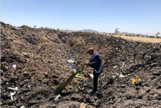 Ethiopian jet's data record deepens concern about 737 MAX safety procedures