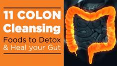 11 Colon Cleansing Foods to Detox and Heal Your Gut