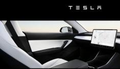 Tesla CEO Elon Musk unveils his Robotaxi concept for a self-driving rideshare fleet