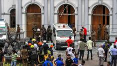 'Start Here': Sri Lanka bombings blamed on Islamist group, SCOTUS hears census case