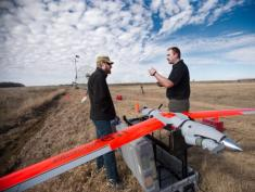 Microsoft TechSpark grants $100K to North Dakota's Airtonomy drone startup