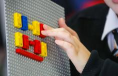 LEGO Braille bricks are the best, nicest, and in retrospect most obvious idea ever