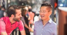 Zwift CEO Eric Min on fitness-gaming and bringing esports into the Olympics