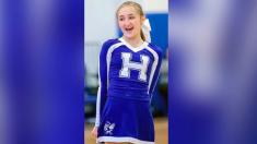 Teen cheerleader's sudden death was caused by strep: Autopsy