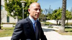 Avenatti pleads not guilty to embezzlement in latest round of criminal charges
