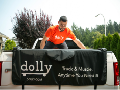 Peer-to-peer on-demand moving startup Dolly raises $7.5M to expand across the U.S. and globe