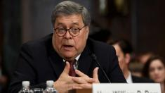 Barr contradicted and struggled with key findings of Mueller report