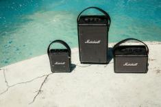 Marshall continues to impress with new retro portable speakers