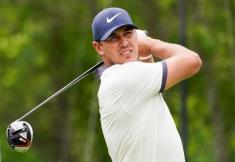 Golf: Koepka in the hunt at Byron Nelson ahead of PGA Championship defense