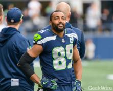 Thanks, Doug Baldwin, for being a total geek … and a great catch for the Seahawks and Seattle, too