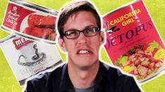 The Weirdest Canned Food Taste Test