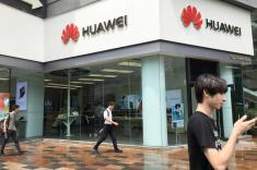Flex says China jobs impacted after Huawei row