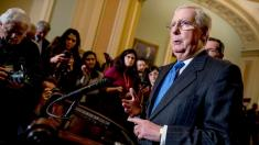 Senate likely to take up impeachment trial after holiday recess, McConnell says