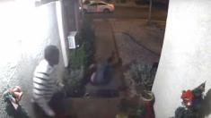 Police investigate possible kidnapping caught on dramatic doorbell camera video