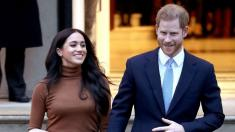 Prince Harry leaves UK for Canada to reunite with Meghan, Archie