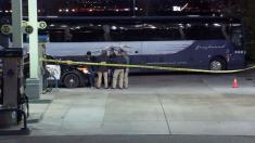 1 passenger killed, 5 hurt in shooting on Greyhound bus