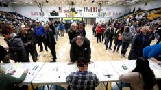Iowa caucuses live updates: Technical issues causing delay in reporting