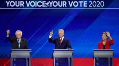 Democrats to face off at ABC debate in New Hampshire after chaos mars Iowa