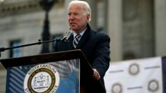 Biden faces competition for black vote in 'firewall' SC