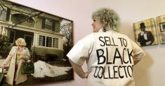 Artist gets right to the point with Frieze Los Angeles: Sell to black collectors