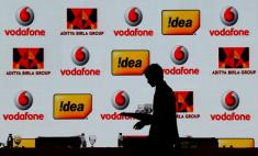 Shares of Vodafone's India venture rise on hopes of dues clearance